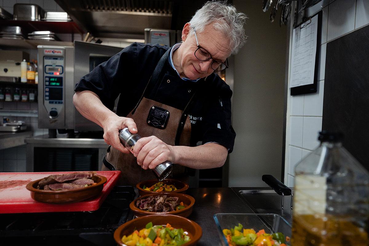 Interesse voor een catering in Woudenberg